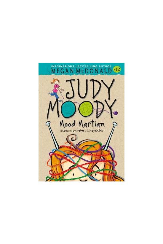 Judy Moody #12: Judy Moody Moo...
