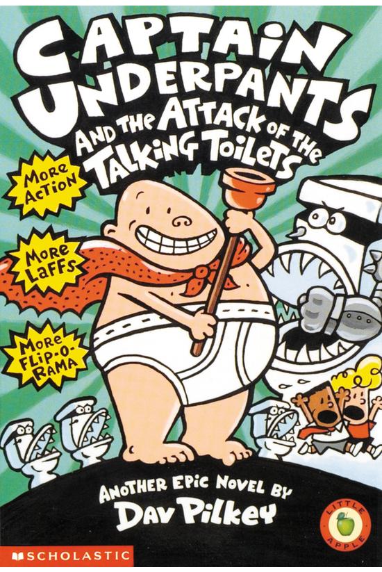 Captain Underpants #02: Captai...