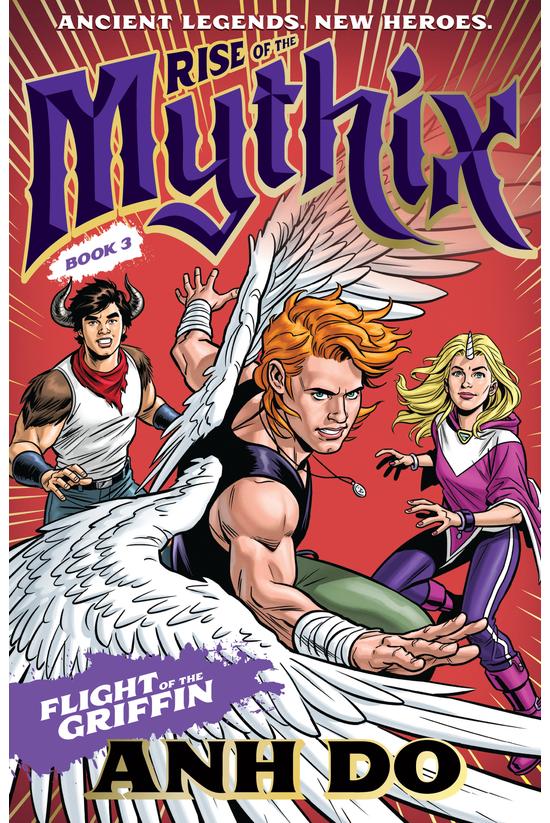 Rise Of The Mythix #03: Flight...