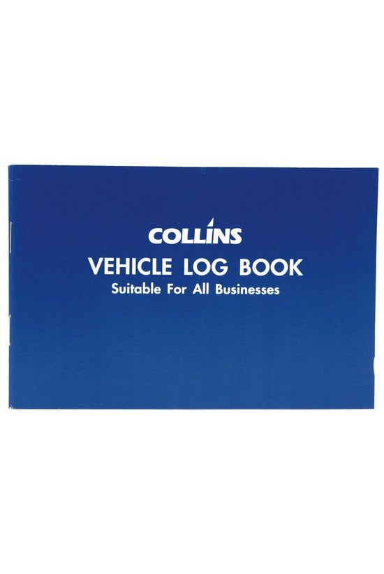 Collins Vehicle Log Book Limp ...