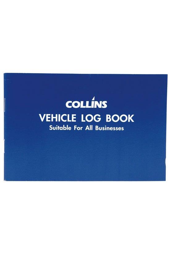 Collins Vehicle Log Book Limp ...