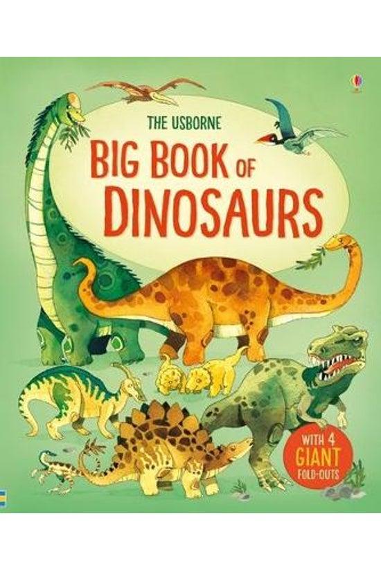 Usborne Big Book Of Dinosaurs