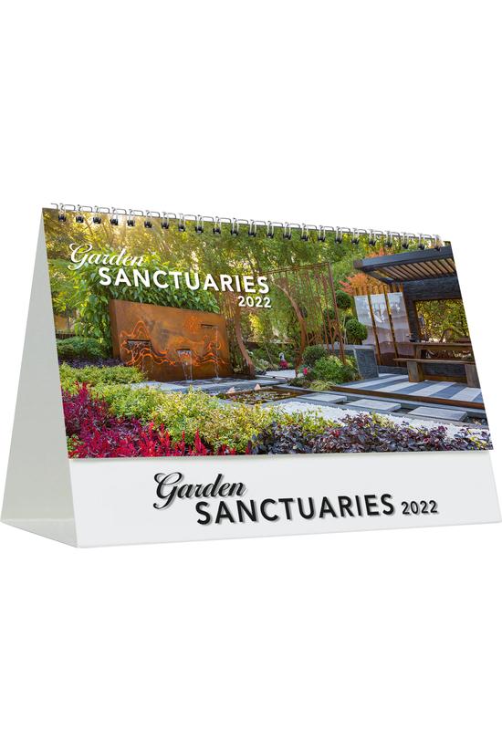 2022 Desk Calendar Garden Sanc...