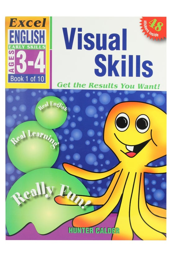 Excel Early Skills English Boo...