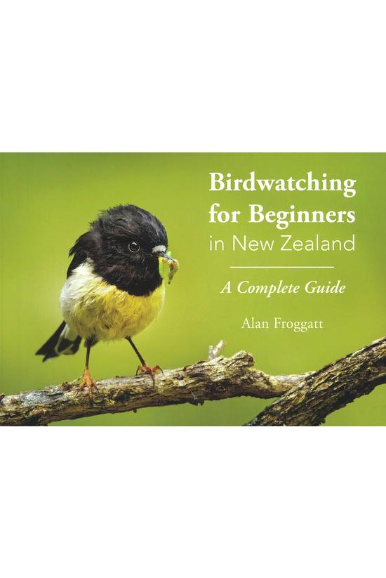 Birdwatching In New Zealand