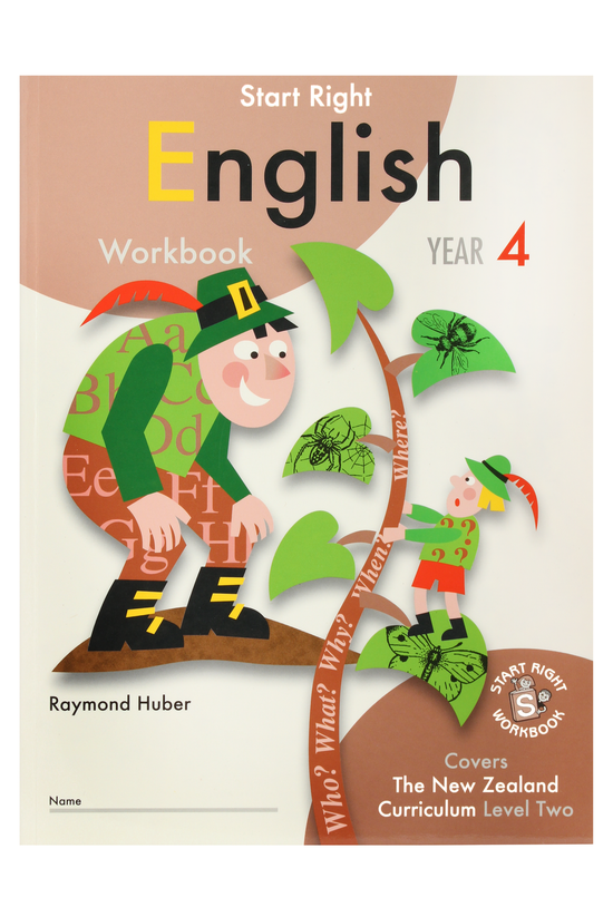 Start Right Year 4 English Wor...