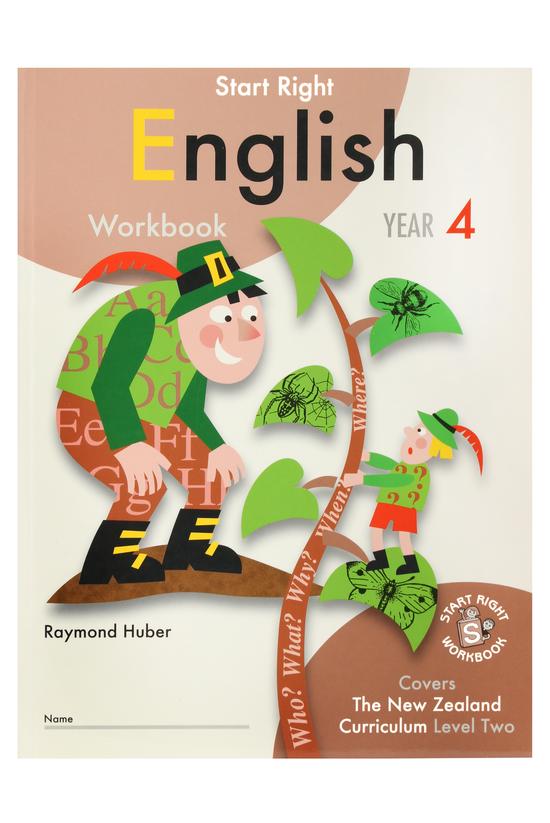 Start Right Year 4 English Wor...