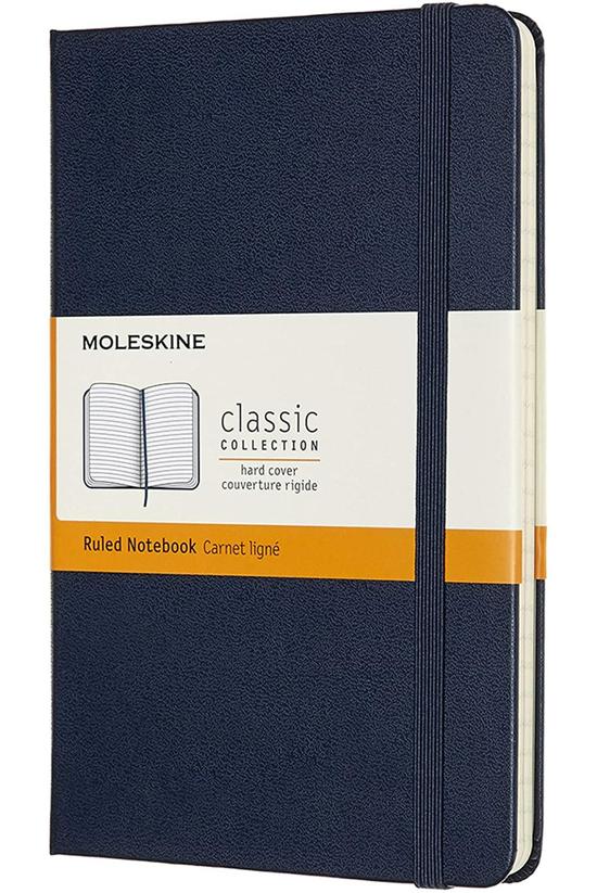 Moleskine Classic Notebook Med...