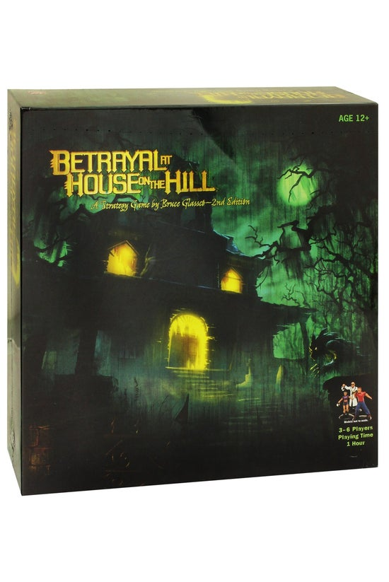 Betrayal At House On The Hill ...