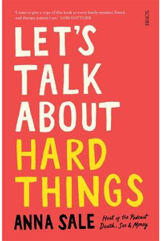 Let's Talk About Hard Things
