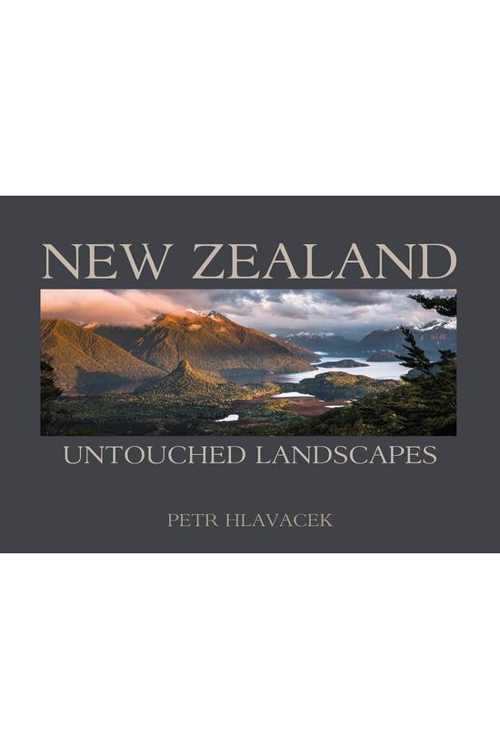 New Zealand Untouched Landscap...