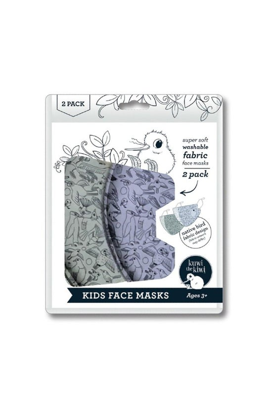 Kuwi The Kiwi Kids Face Mask P...