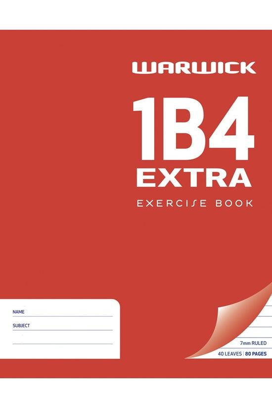 Warwick 1b4 Exercise Book Extr...