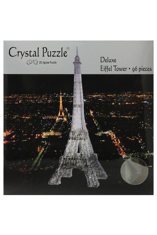 Crystal Puzzle Eiffel Tower Bl...