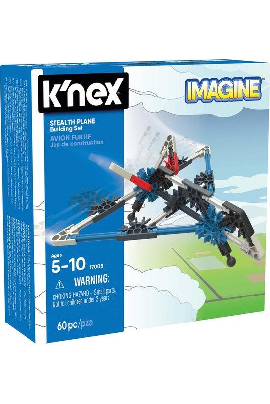 K'nex Imagine Stealth Plane Bu...