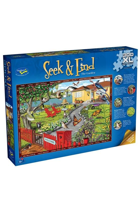 Seek & Find 300xl Piece Ji...