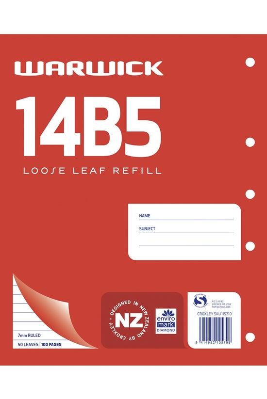Warwick 14b5 Refill 7mm
