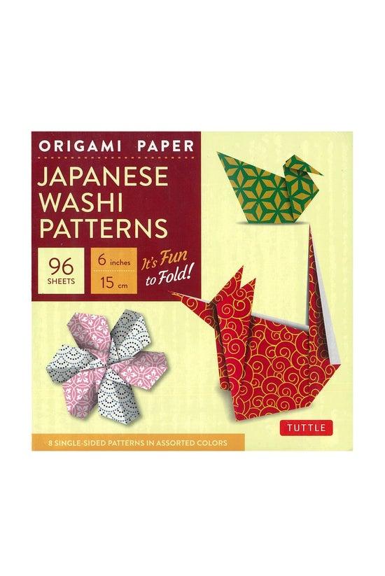 Origami Paper Washi 15cm Squar...