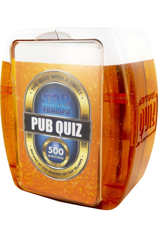 Top Trumps: Pub Quiz