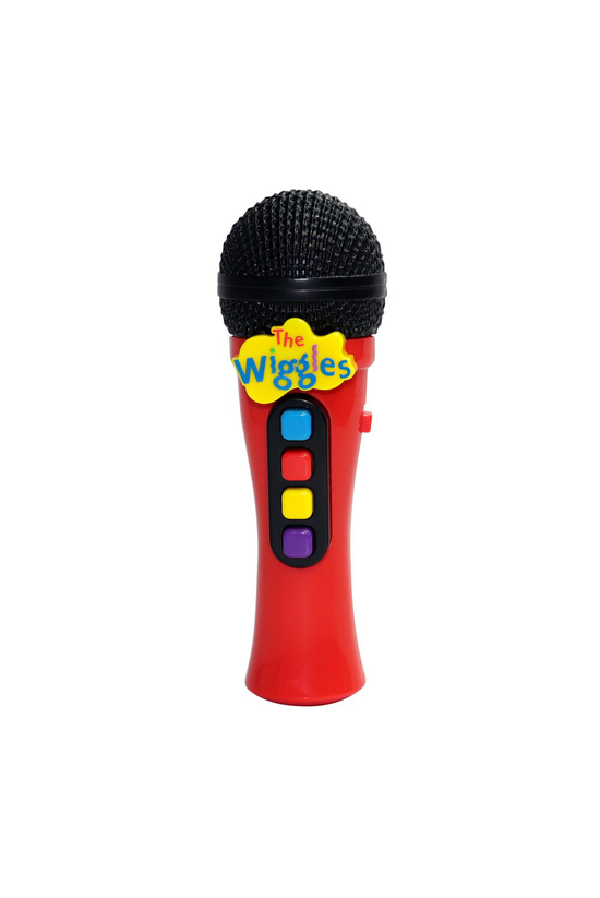 The Wiggles Sing Along Microph...