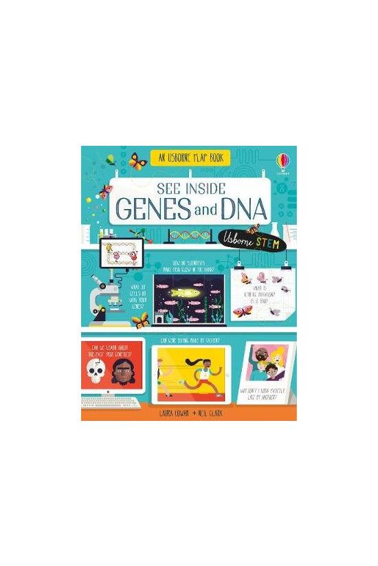 See Inside Genes & Dna