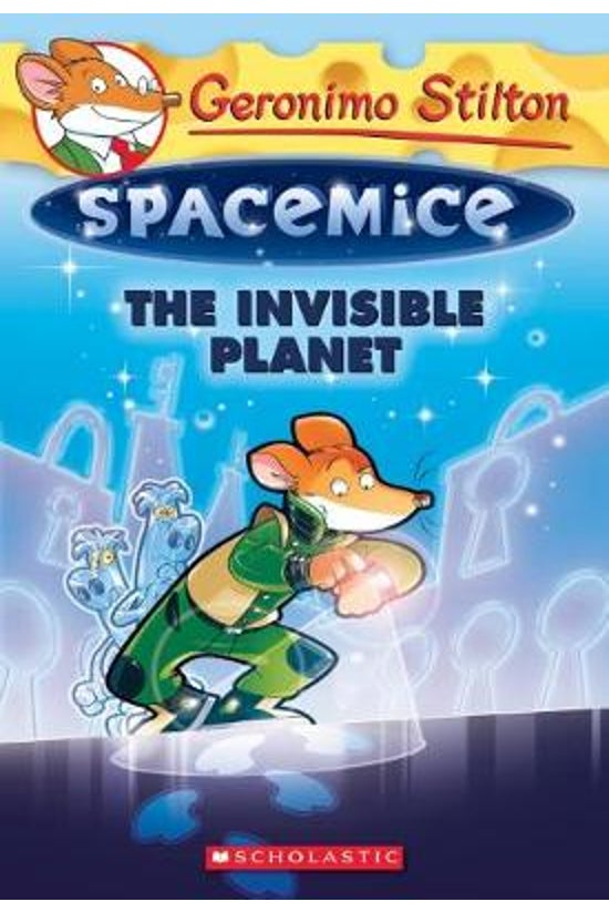 Geronimo Stilton: Spacemice #1...