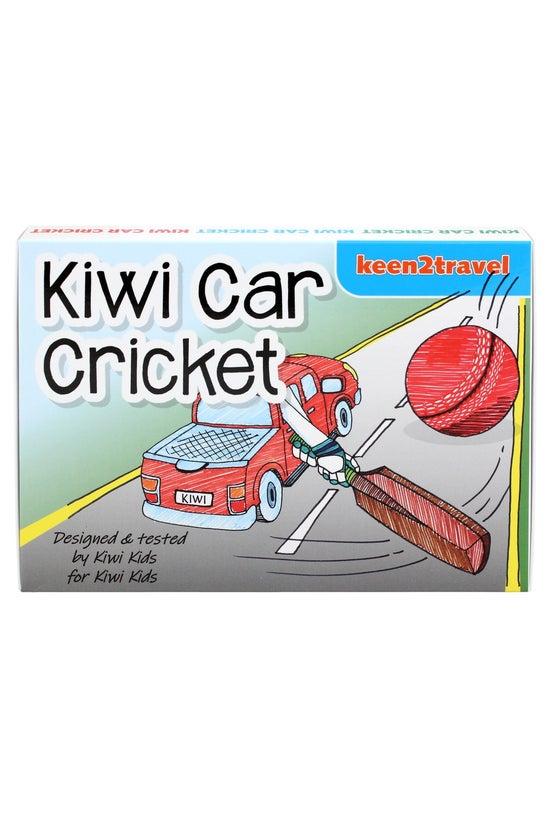 Kiwi Car Cricket Game