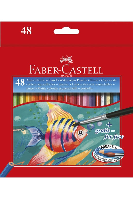 Faber Castell Watercolour Penc...