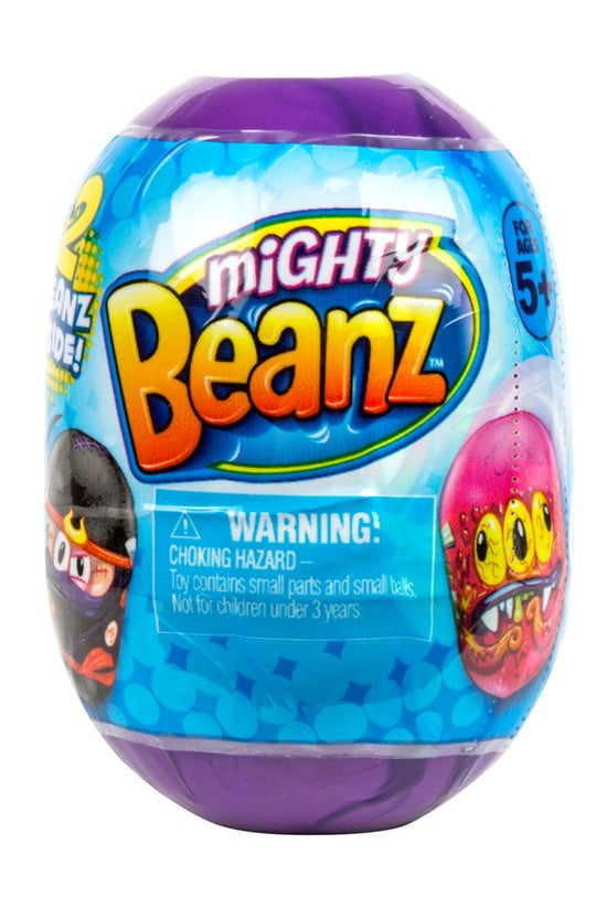 Mighty Beanz: 2 Pack Assorted