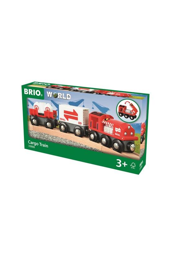 Brio World: Cargo Train