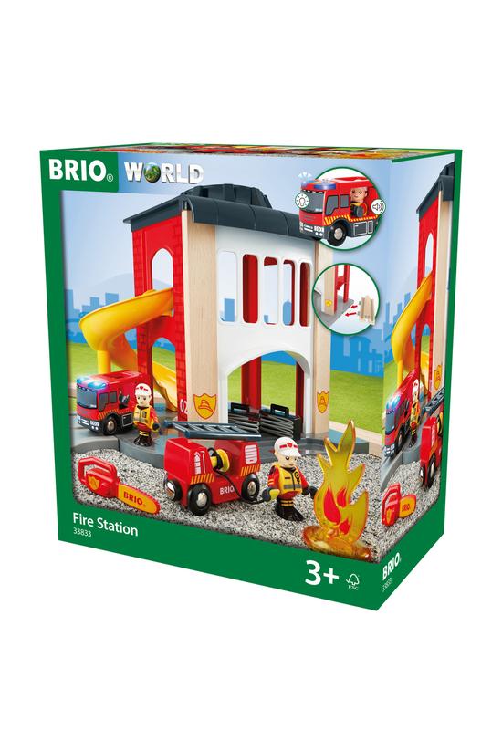 Brio World: Fire Station