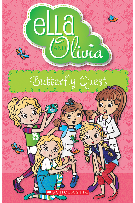 Ella And Olivia #27: Butterfly...