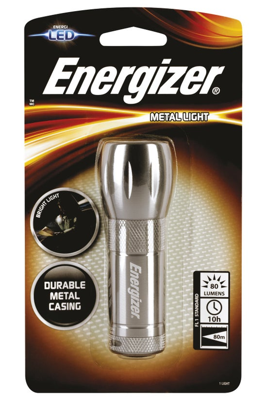 Energizer Compact Metal Torch