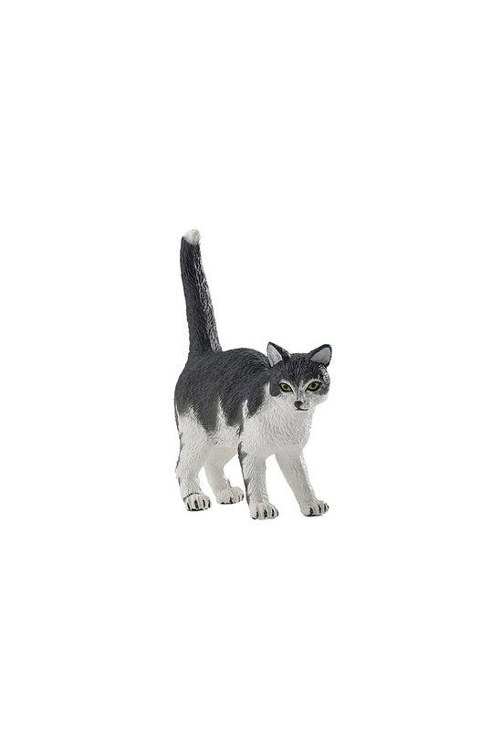 Papo Black And White Cat 54041