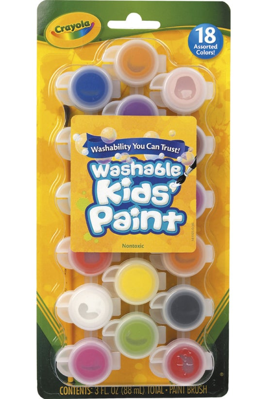 Crayola Kids Poster Paints Wit...