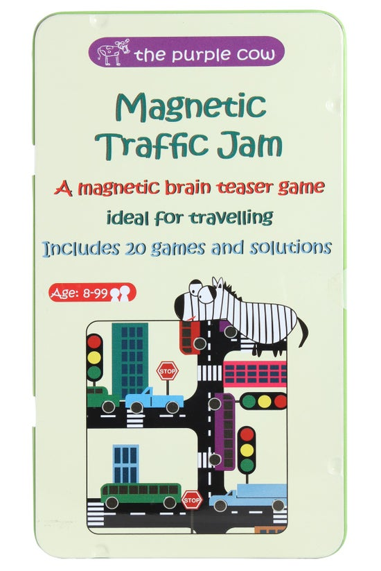 The Purple Cow Magnetic Traffi...