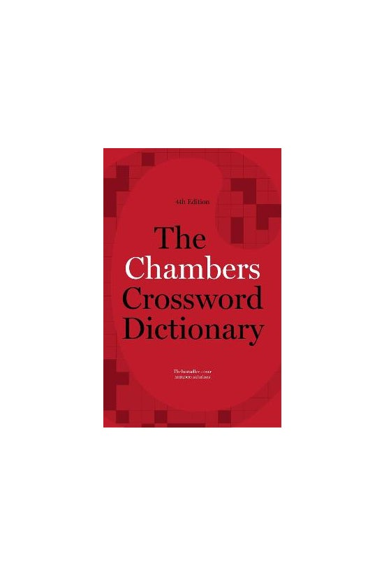 The Chambers Crossword Diction...