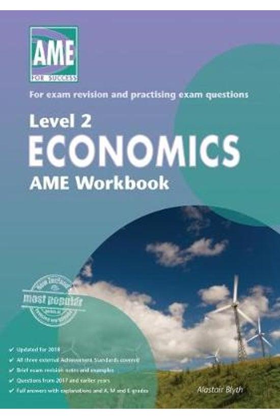 Ame Ncea Level 2 Economics Wor...