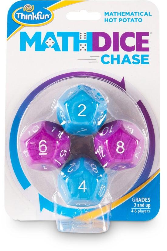 Think Fun Maths Dice Chase Gam...