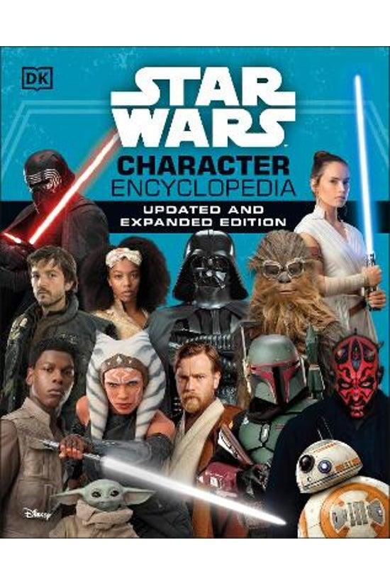 Star Wars: Character Encyclope...