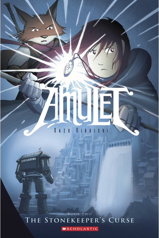 Amulet #02: Stonekeeper's Curs...