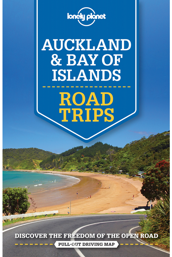 Lonely Planet Auckland & T...