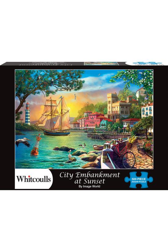 Whitcoulls 500 Piece Jigsaw Ci...