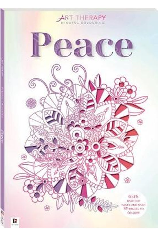 Art Therapy Mindful Colouring:...