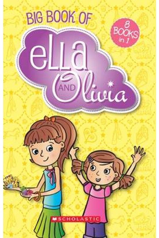 Ella And Olivia: Big Book Of E...