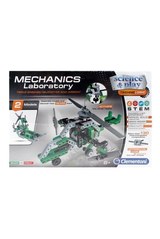 Mechanics Laboratory Helicopte...