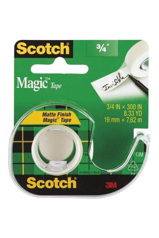 Scotch 3m Magic Tape Dispenser...