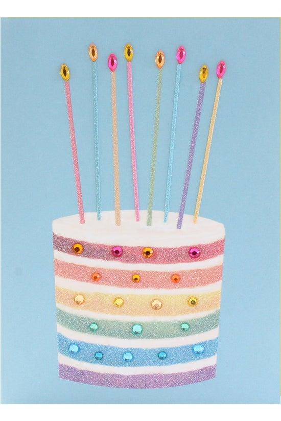 Papyrus Birthday Card Rainbow ...