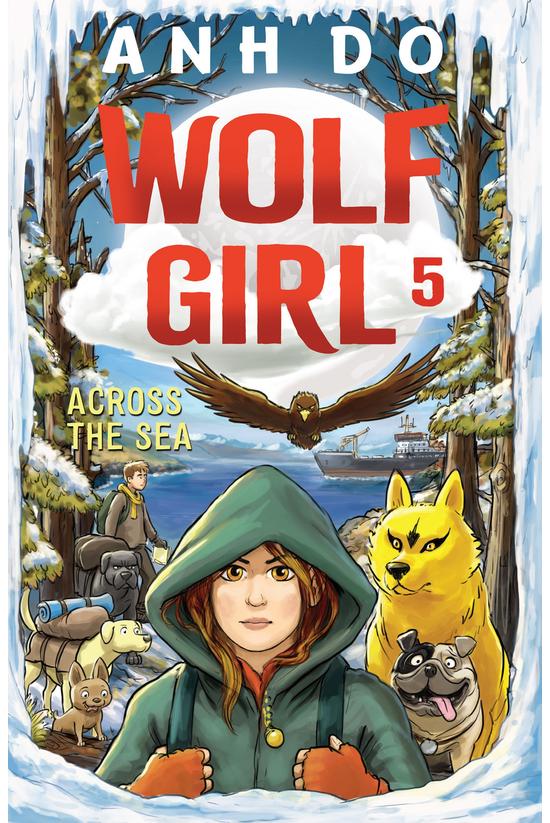 Wolf Girl #05: Across The Sea