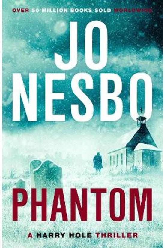 Harry Hole #09: Phantom